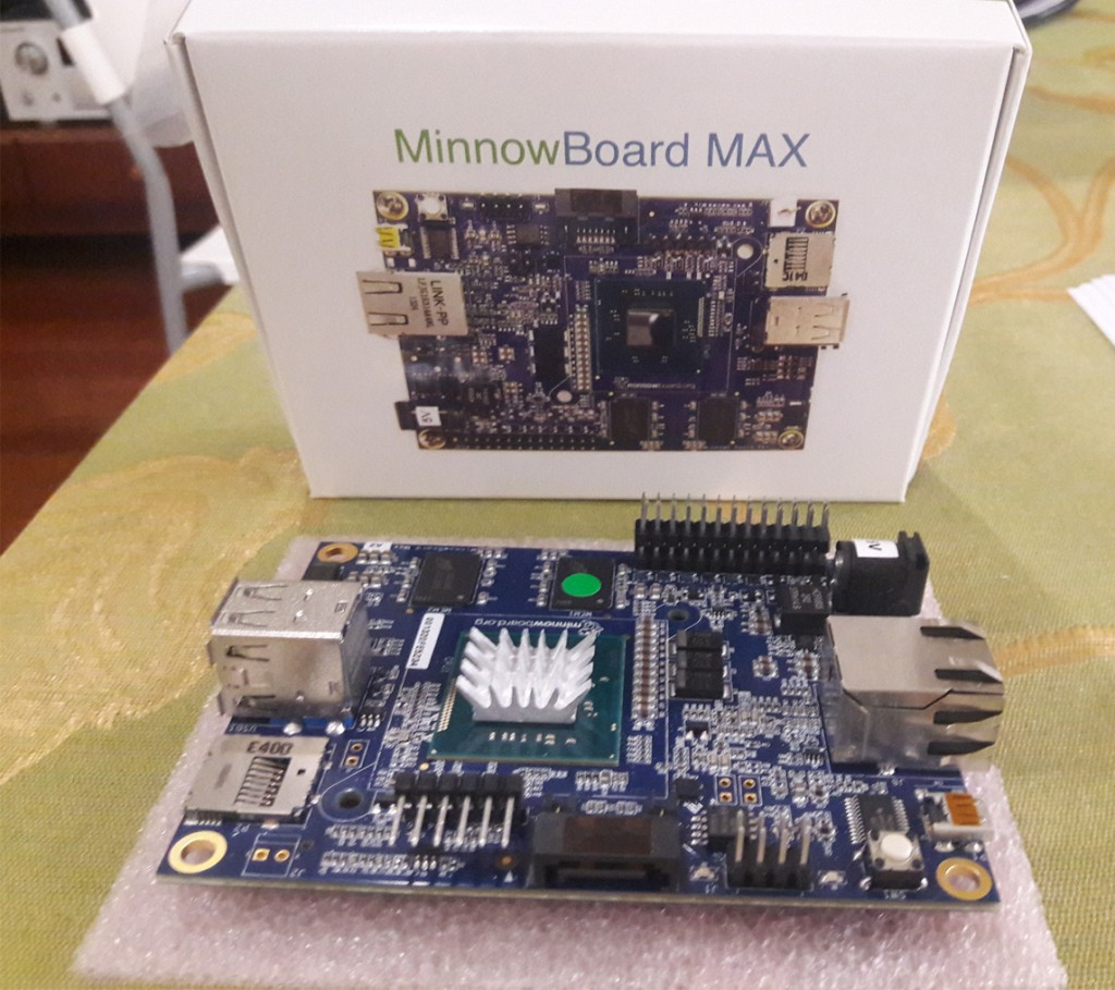 MinnowBoard MAX
